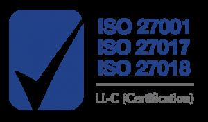 Certificazioni ISO 27001, ISO 27017, ISO 27018